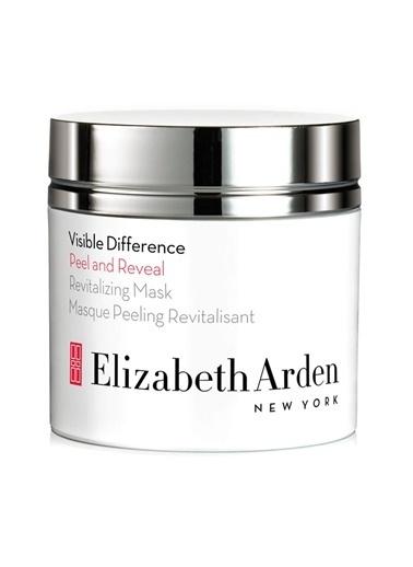 Elizabeth Arden Elizabeth Arden Visible Difference Peel & Reveal Revitalizing Mask Üzüm Ve Bitki Özlü Bakım Maske 50 Ml Renksiz